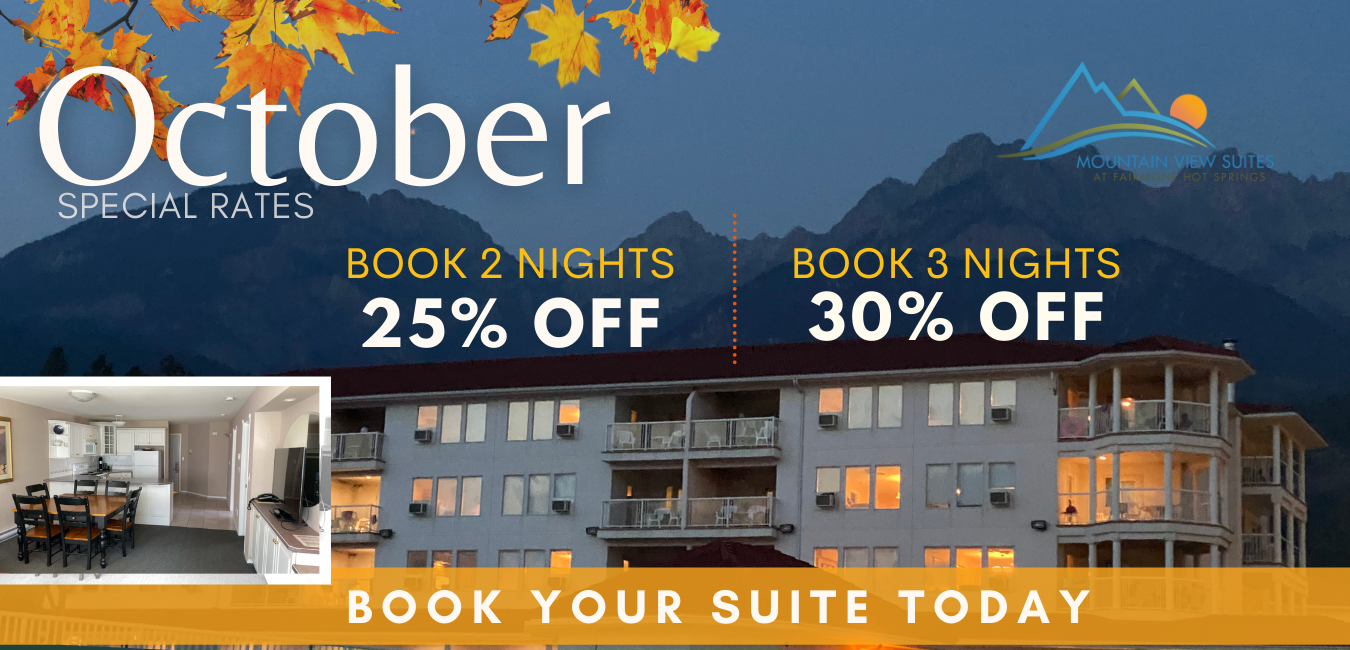 October Hotel Special 2020