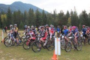 Keetenay mountain bike race
