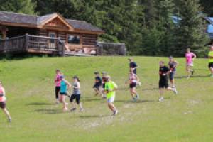 Nipika Trail run
